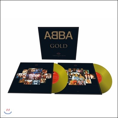Abba (아바) - Gold: Greatest Hits [골드 컬러 2 LP]
