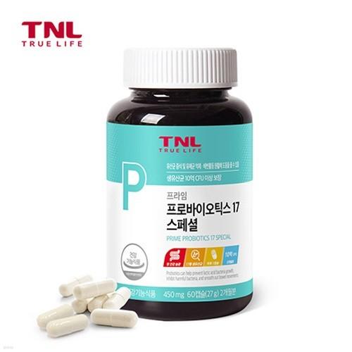 TNL뉴트리션 프로바이오틱스17 1병 (2개월분)