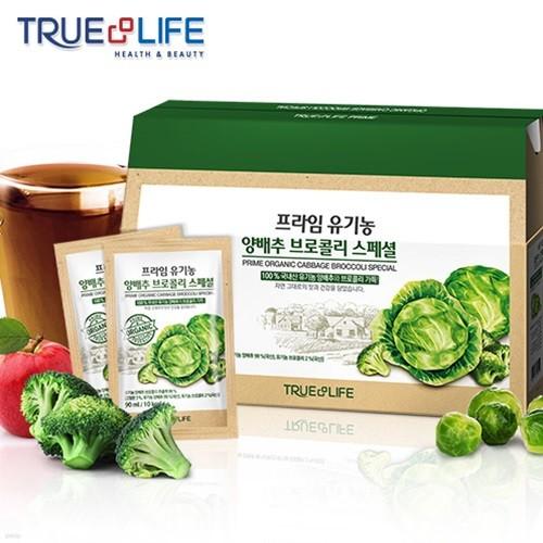 [TNL] 티앤엘 유기농 양배추 브로콜리 30포