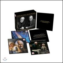 스티븐 스필버그 & 존 윌리암스 영화음악 모음집 (John Williams & Steven Spielberg - The Ultimate Collection)