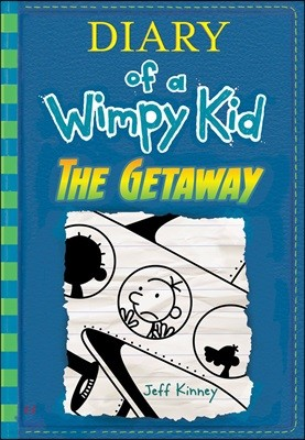 Diary of a Wimpy Kid #12 : The Getaway (미국판)