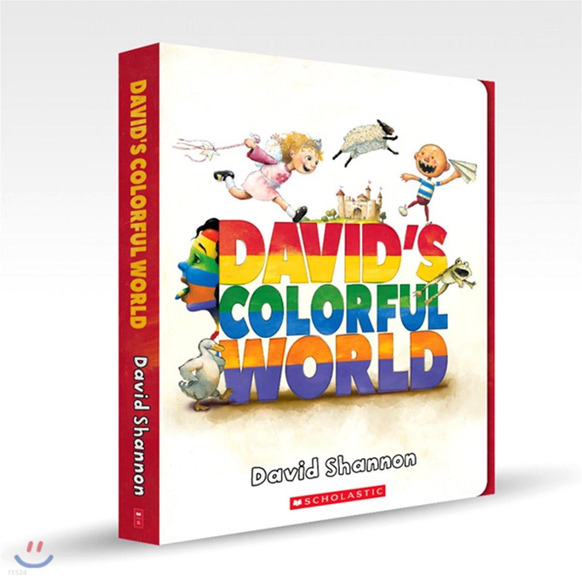 David's Colorful World
