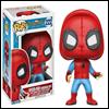 Funko - (펀코)Funko Pop! Marvel: Spider-Man - Spider-Man (Homemade Suit)(마블)(스파이더맨)