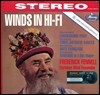 Winds In Hifi : Percy Grainger/Darius Milhaud/ Richard Strauss