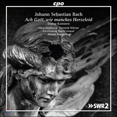 Alfredo Bernardini 바흐: '대화' 칸타타, 오보에 다모레 협주곡 (J.S. Bach: Dialogue Cantatas - BWV58, 32, 57 & Oboe d'Amore Concerto BWV1055R) 알프레도 베르나르디니, 키르크하임 바흐 콘소트
