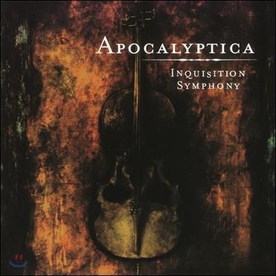 Apocalyptica (아포칼립티카) - Inquisition Symphony [LP]