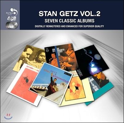 Stan Getz (스탄 게츠) - 7 Classic Albums Vol.2