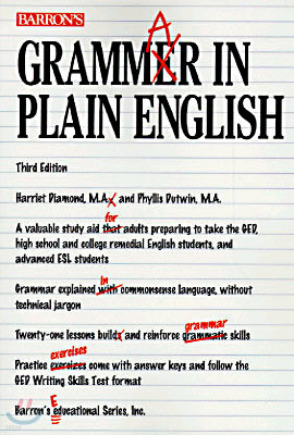 Grammar in Plain English