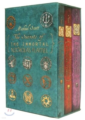 The Secrets of the Immortal Nicholas Flamel : The First Codex
