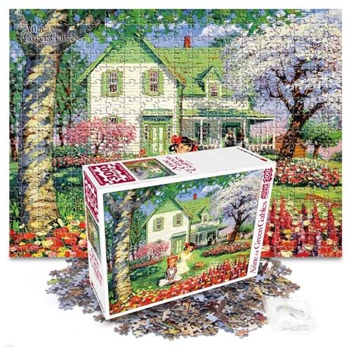 빨간머리앤 퍼즐 300피스 꽃나들이 직소퍼즐 액...