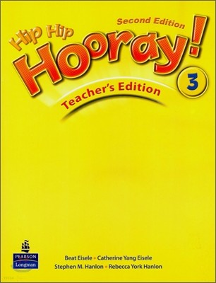 Hip Hip Hooray 3 : Teacher's Guide