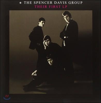 The Spencer Davis Group (스펜서 데이비스 그룹) - Their First LP [클리어 컬러 LP]