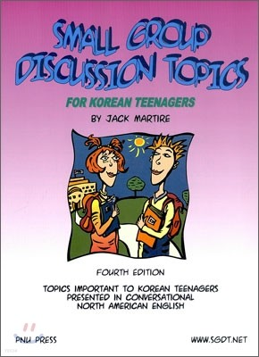 Small Group Discussion Topics For Korean Teenagers, 4/E
