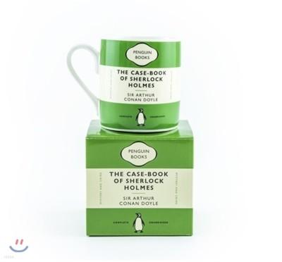 Penguin Mug : The Case-Book of Sherlock Holmes (Green)