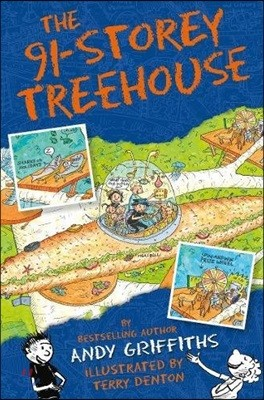 91-Storey Treehouse (영국판)