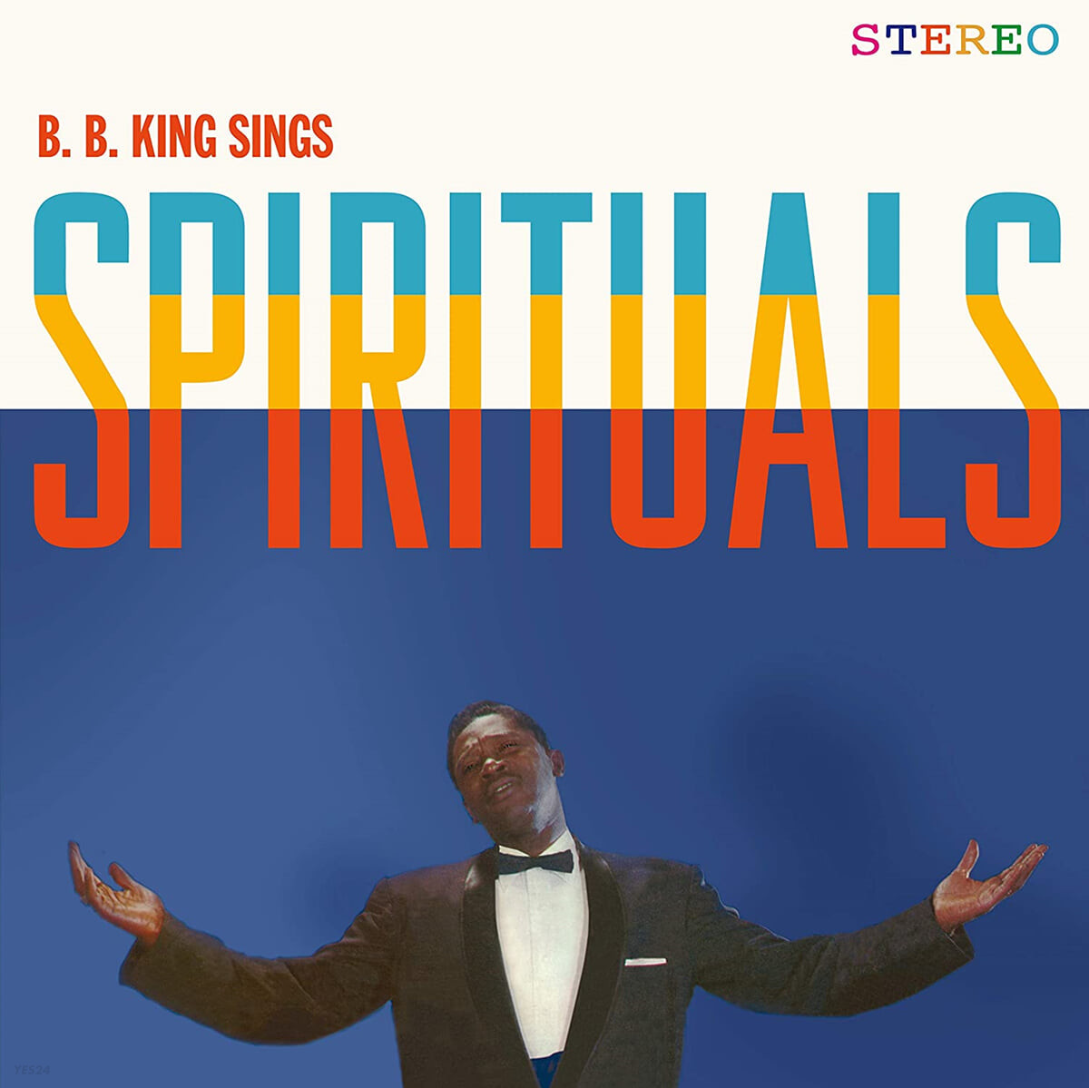 B.B. King (비비킹) - Sings Spirituals [LP]