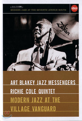 Art Blakey : Jazz Messengers : Richie cole Quintet : Modern Jazz At The Village Vanguard