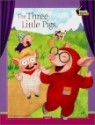 Ready Action Level 2 : The Three Little Pigs (Drama Book + Workbook + Audio CD)