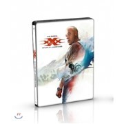 트리플 엑스 리턴즈 (2D+3D 스틸북 한정수량 2Disc) : 블루레이