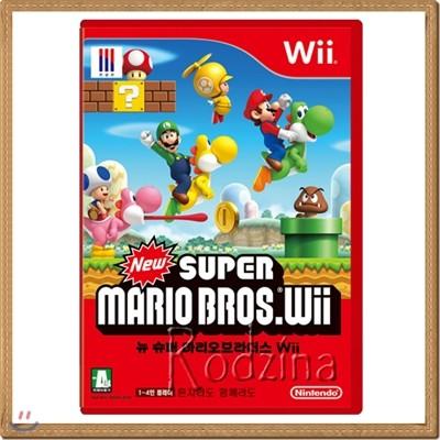 Wii 뉴 슈퍼마리오 브라더스/닌텐도 뉴슈마