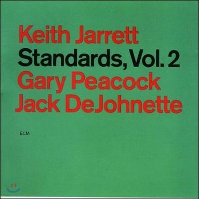 Keith Jarrett Trio - Standards, Vol.2 키스 자렛 트리오 스탠다드 2집 [UHQ-CD Limited Edition]