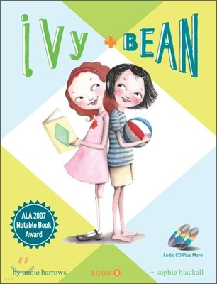 Ivy and Bean 1 (Book & CD)