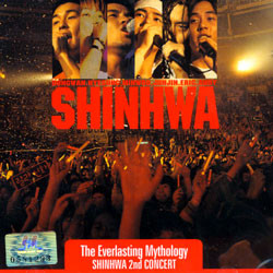 신화 (Shinhwa) - 2003 Live Concert : The Everlasting Mythology
