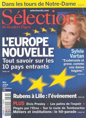 [정기구독] Selection du Reader's Digest (월간)
