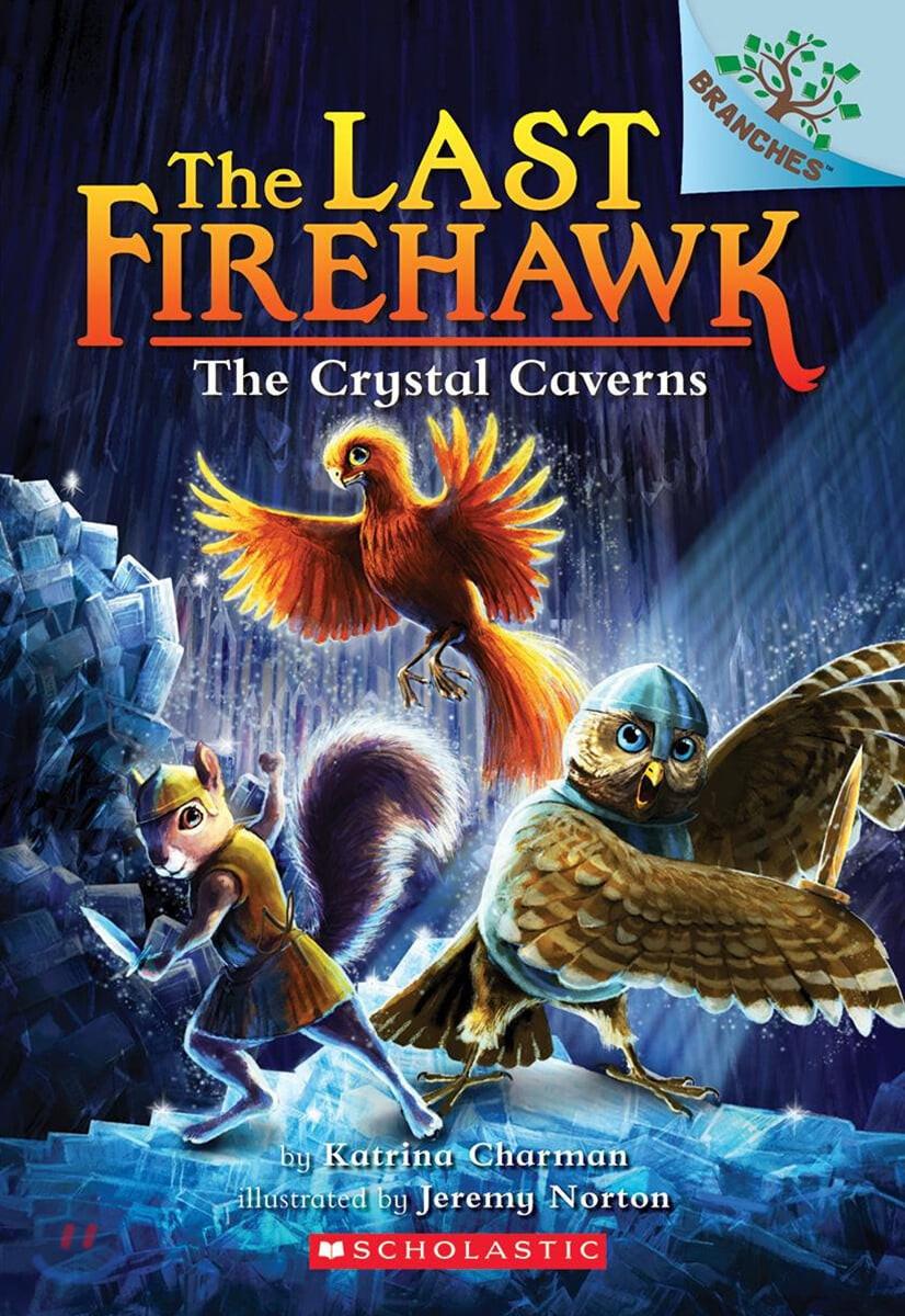 The Last Firehawk #02 : The Crystal