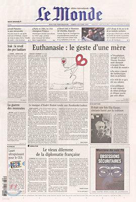 [정기구독] Le Monde Selection (주간)