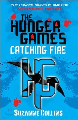 The Hunger Games #2 : Catching Fire (영국판)