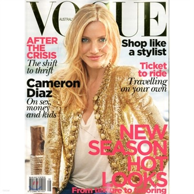 [과월호]Vogue Australia (월간) : 2010년 08월
