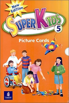 New Super Kids 5 : Picture Cards