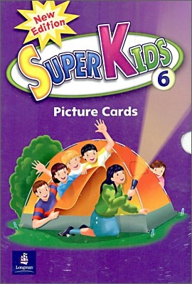 New Super Kids 6 : Picture Cards
