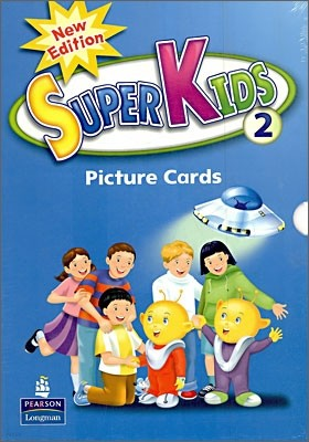 New Super Kids 2 : Picture Cards