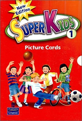 New Super Kids 1 : Picture Cards