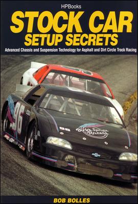 Stock Car Setup Secrets HP1401