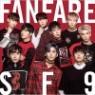 에스에프나인 (SF9) - Fanfare (CD+DVD) (초회한정반 A)
