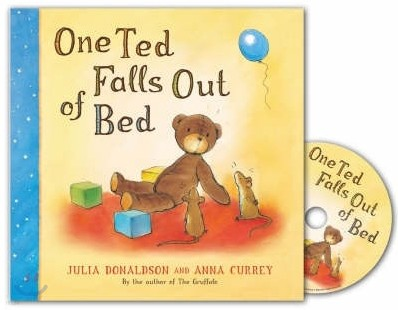 One Ted Falls Out of Bed (Board Book Set)