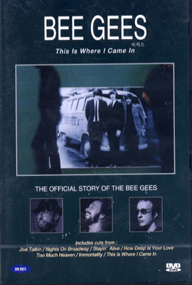 Bee Gees - This Is Where I Came In/The Official Story Of The Bee Gees