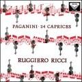 Ruggiero Ricci 파가니니: 24개의 카프리스 - 루지에로 리치 (Paganini: 24 Caprices) [2 LP]