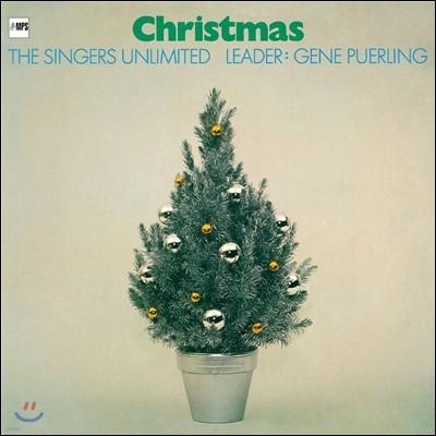 The Singers Unlimited (더 싱어스 언리미티드) - Christmas (크리스마스) [LP]