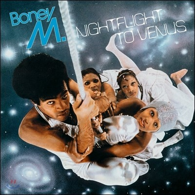 Boney M. (보니 엠) - Nightflight To Venus (1978) [LP]