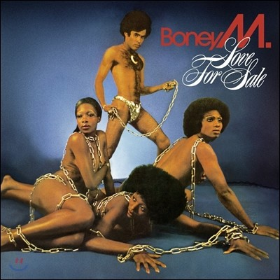 Boney M. (보니 엠) - Love For Sale (1977) [LP]