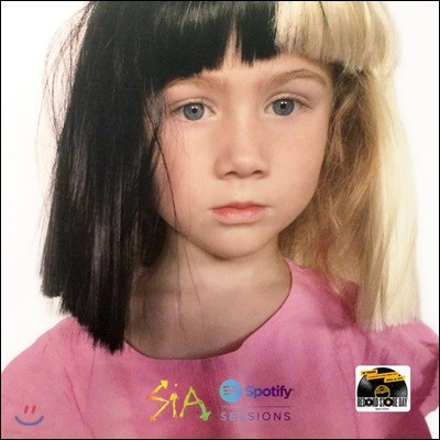 Sia (시아) - Spotify Sessions [LP]