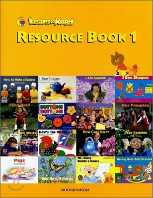 Learn to Read Resource Book 1