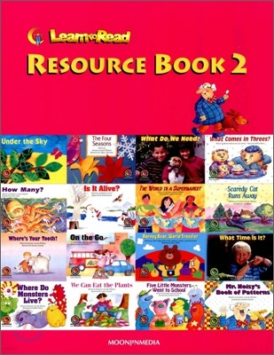 Learn to Read Resource Book 2