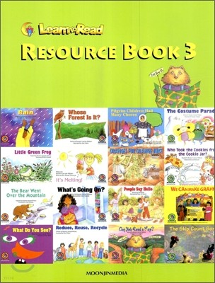 Learn to Read Resource Book 3
