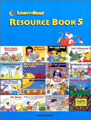 Learn to Read Resource Book 5