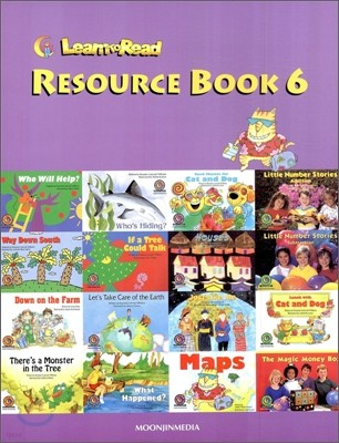 Learn to Read Resource Book 6